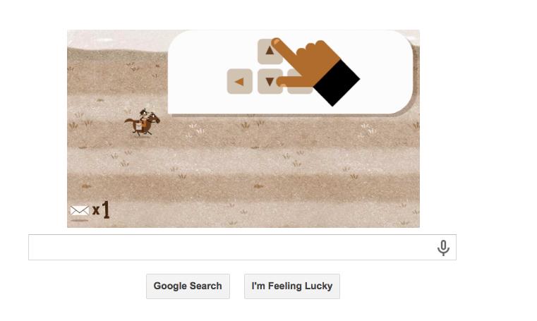 155 Anniversary of The Pony Express - Google