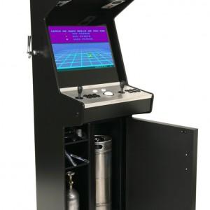 Arcade Machine Kegerator