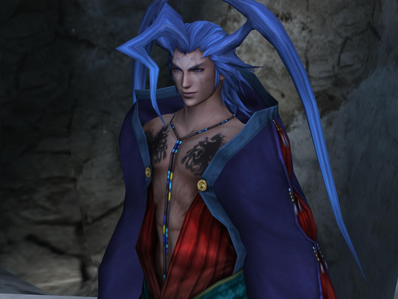 Maester Seymour - Final Fantasy
