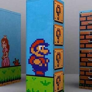 Mario Filing Cabinets