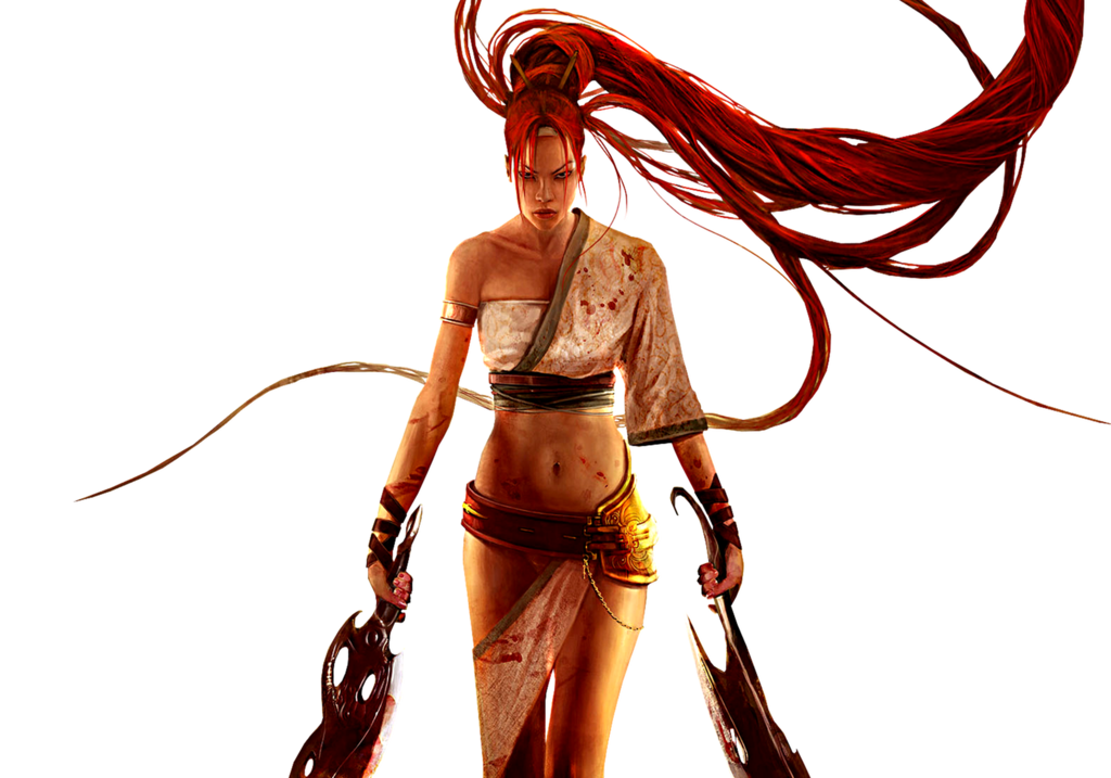 Nariko - Heavenly Sword