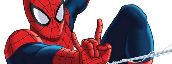 Spiderman Animated Film 2015 (2)