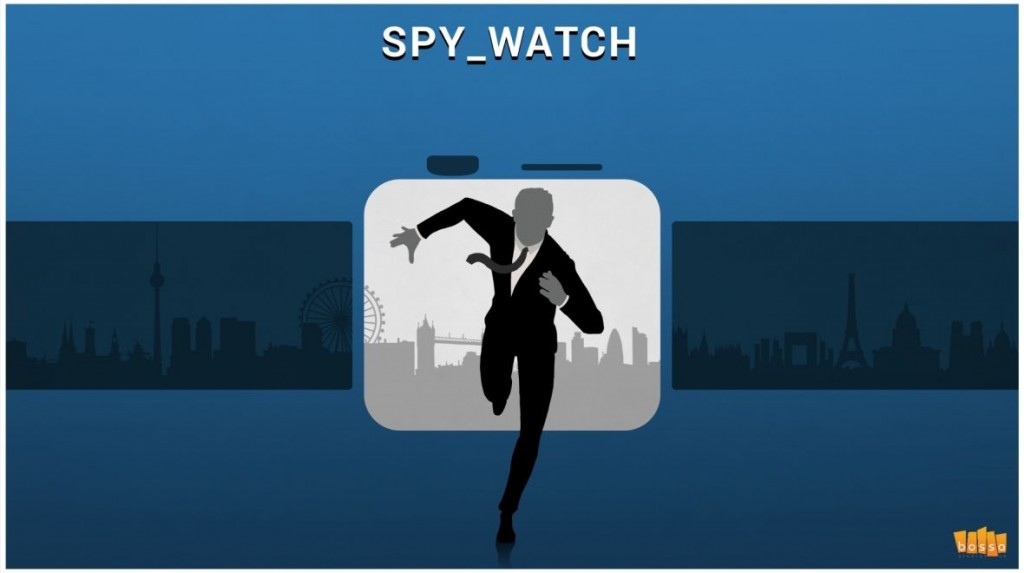 Spy_Watch Game 2