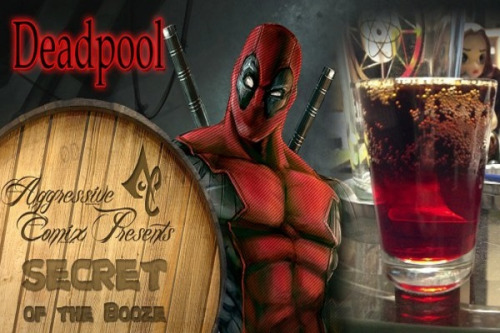 Deadpool Shot