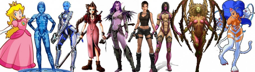 Female Video Game Characters