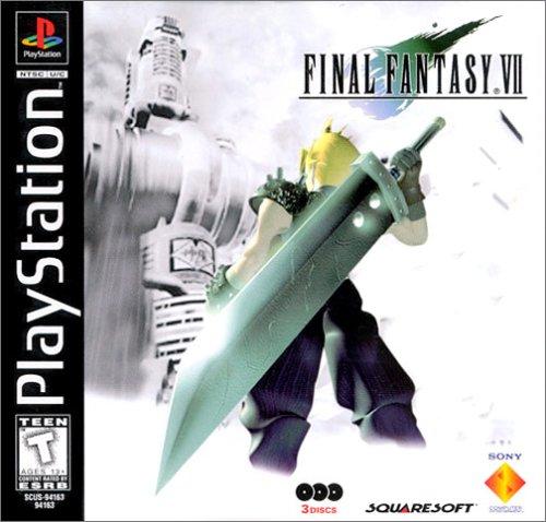 Fial Fantasy VII PS1