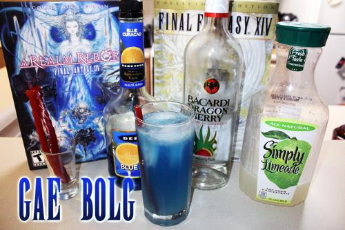 Final Fantasy XIV Cocktail