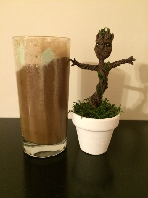 Guardians of the Galaxy Cocktail