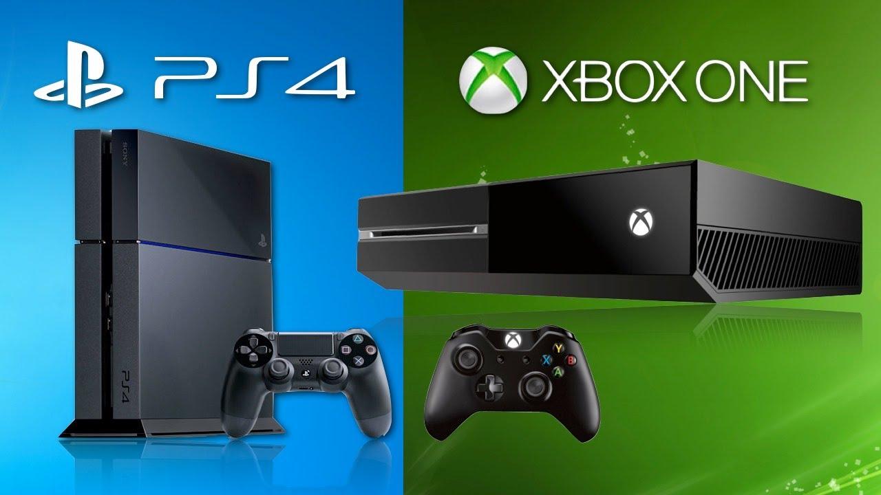 PS4 V Xbox One Match (2)
