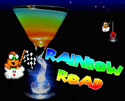 Super Mario Kart Cocktail