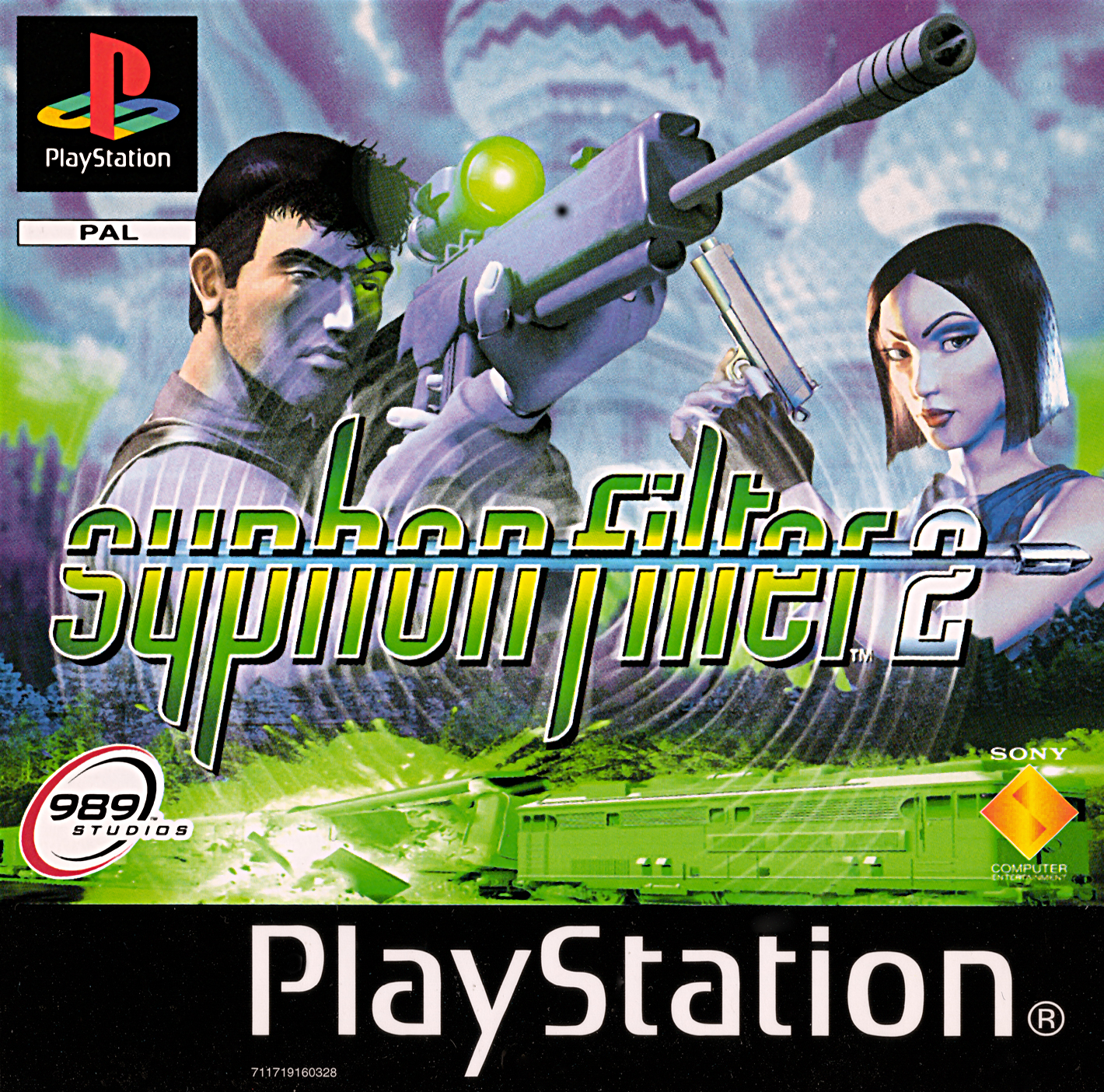 Syphon_Filter2 PS1