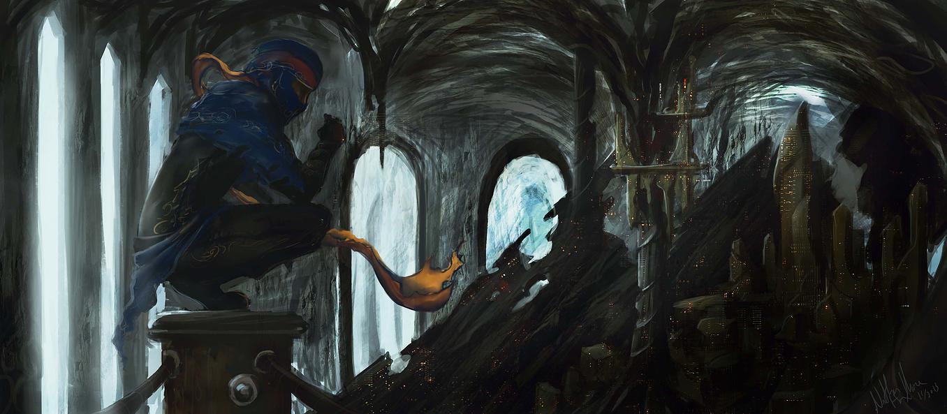Underground Kingdom Concept