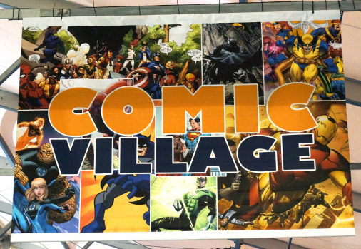 Comic Village