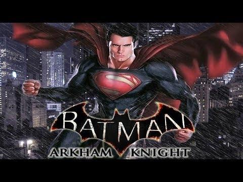Batman Arkham Knight - Superman Easter Eggs