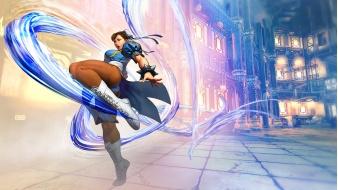 Street Fighter V Chun-Li PS4 PC