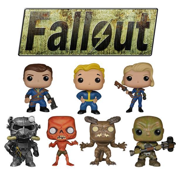 Fallout Vinyls