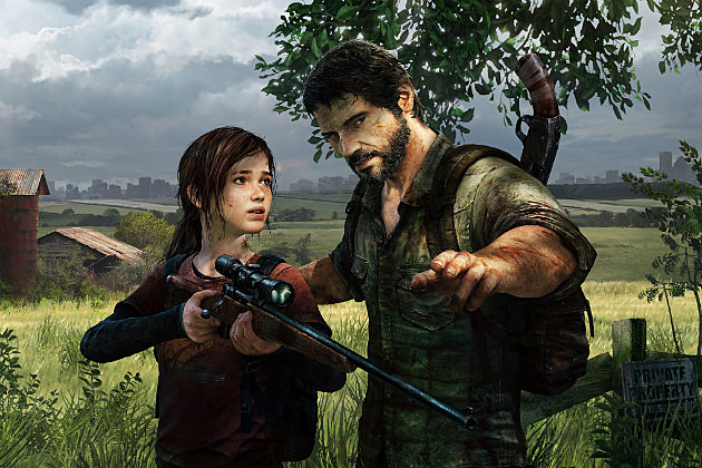 Joel & Ellie from The Last of Us