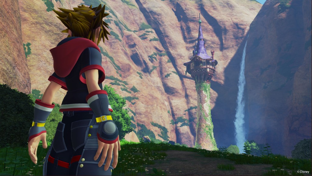 Kingdom Hearts 3 Tangled