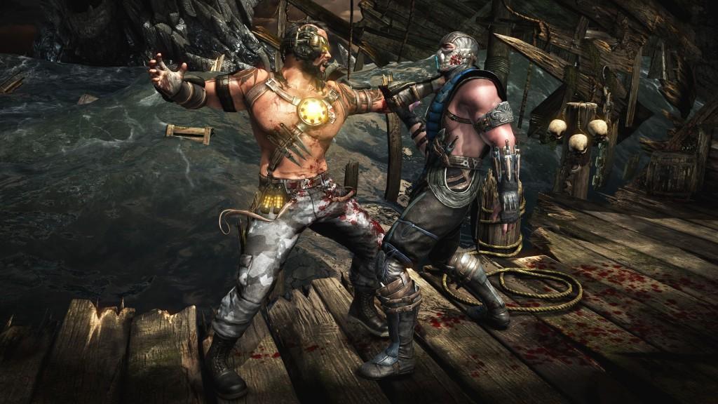 Mortal Kombat X Brutalities