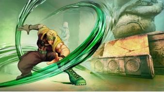 Nash Street Fighter V PS4 PC