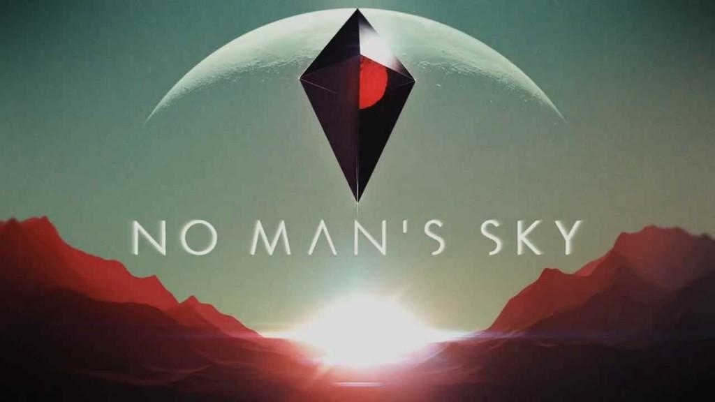 NoMansSky E3 2015 Gameplay
