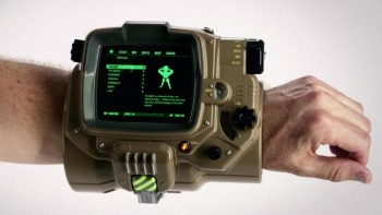 Real Life Pip Boy Fallout 4 Edition