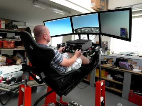 The Racing Simulator Costs More Than A Car But You Ll