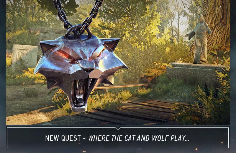 The Witcher 3 Quest DLC