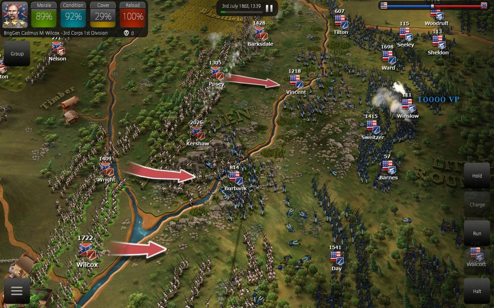 Ultimate General Gettysburg