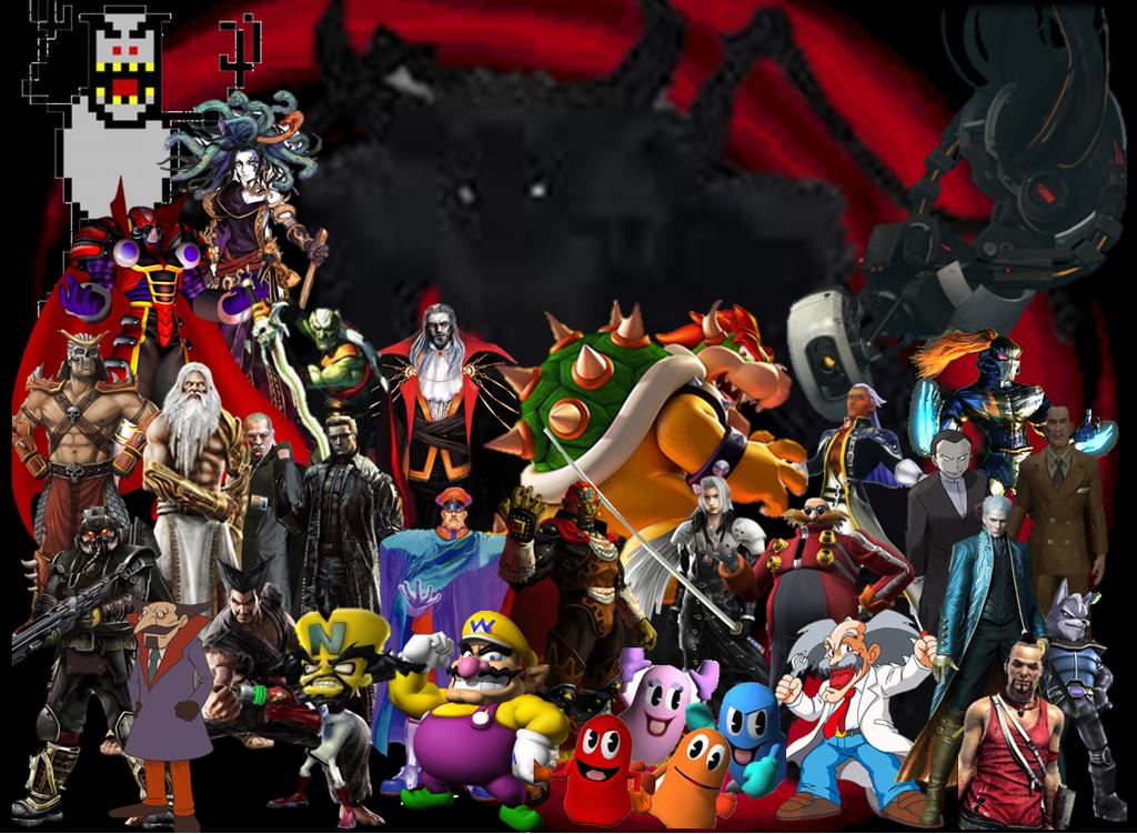 Video Game Villains