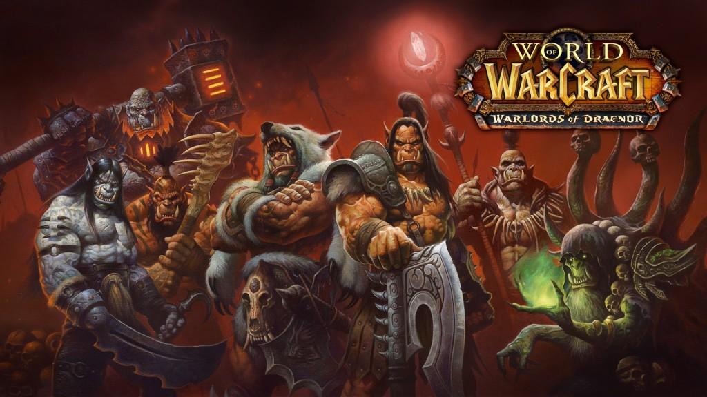 WoW - Warlords of Draenor - Boss Leak