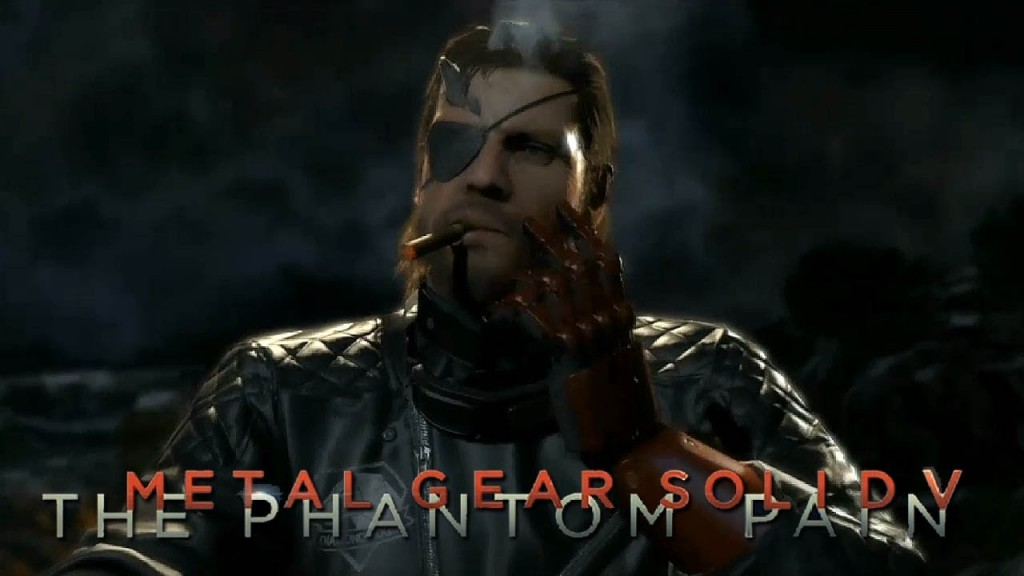 MGS V - The Phantom Pain
