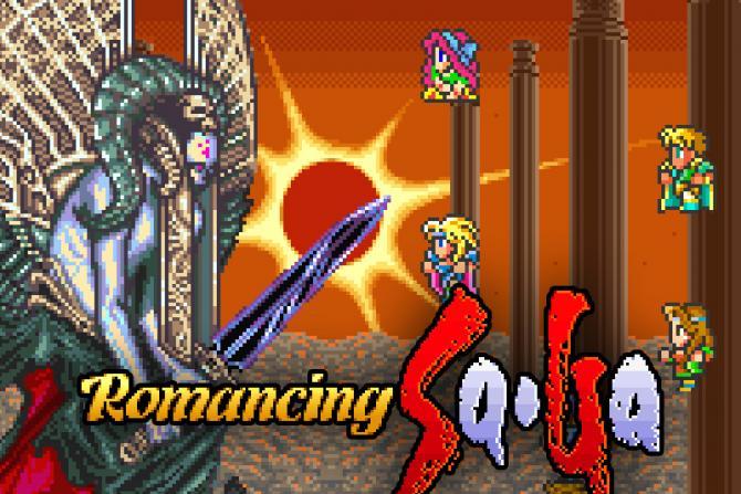 Romancing Saga Translated