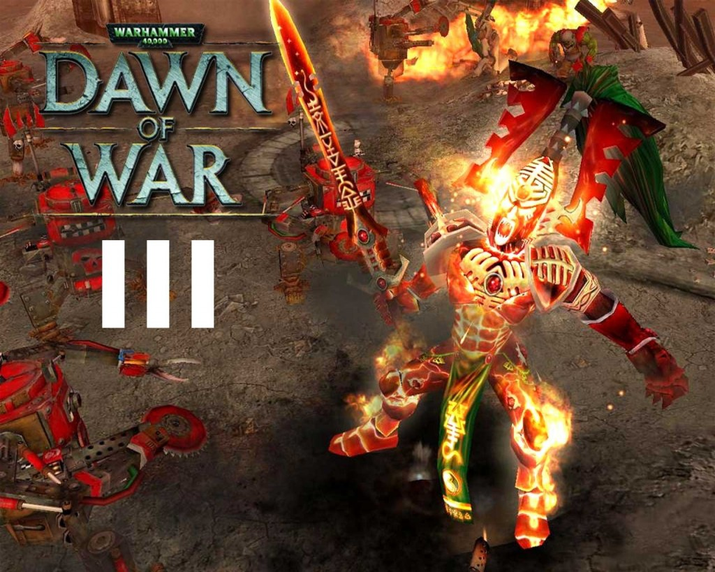 Warhammer 40000 - Dawn of War 3