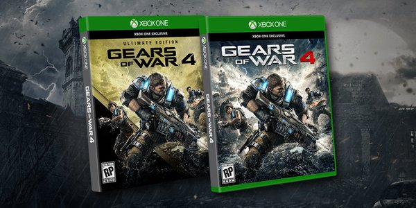 Gears of War limited time offer for new game