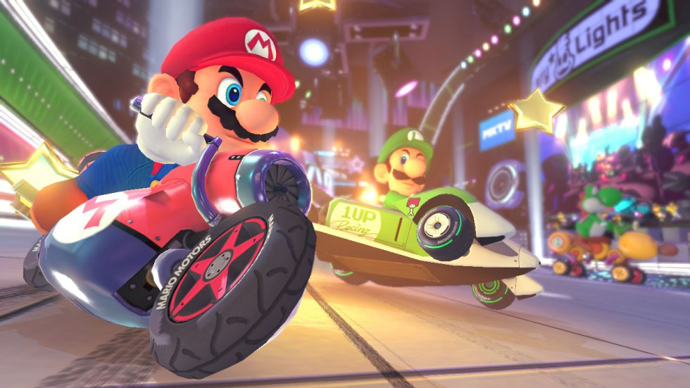 Rumours of Nintendo research VR for next console