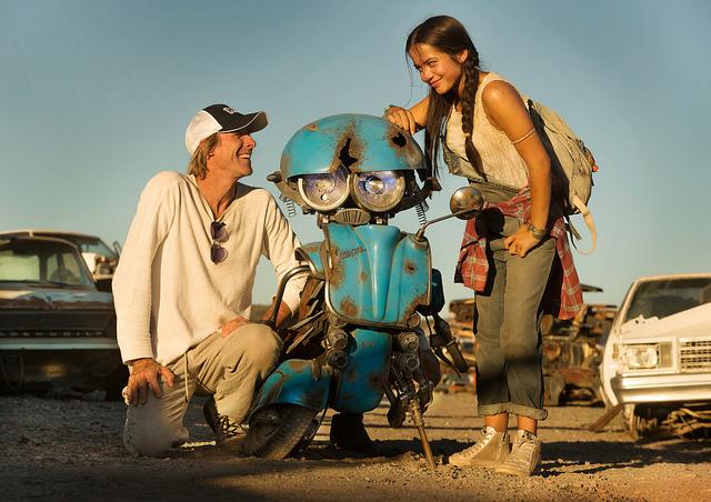 New Transformer Movie: Transformers The Last Knight.