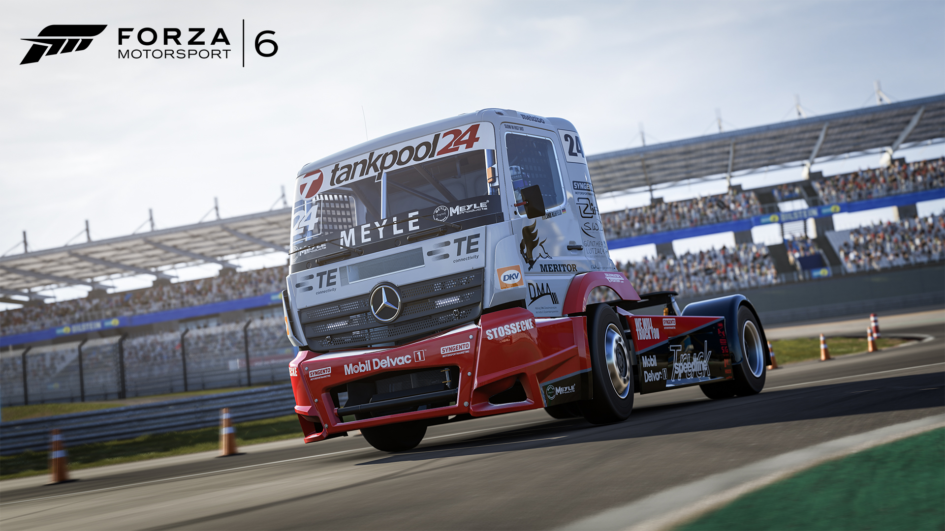 Forza Motorsport 6 DLC released new DLC for Xbox One