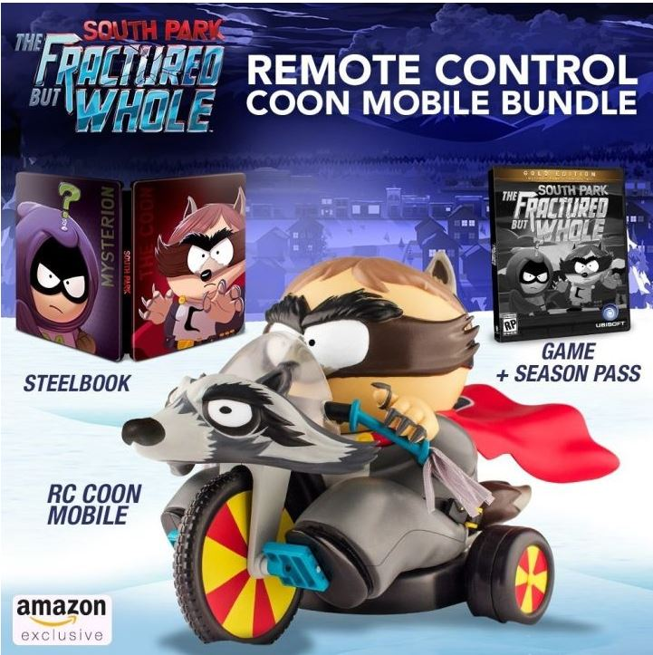 South Park: The Fractured But Whole Special Edition has been released on Xbox One, PlayStation 4 and PC