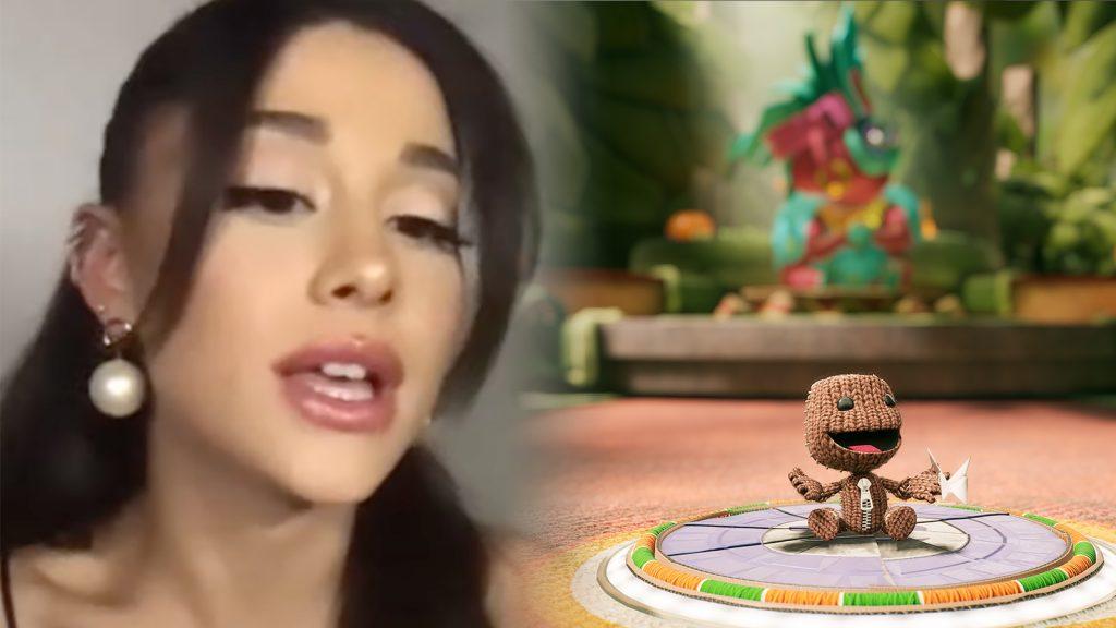 Ariana-Grande-Sackboy
