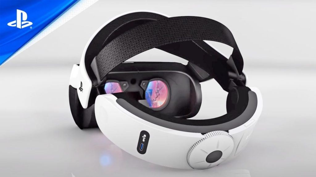 PS5 VR2 headset
