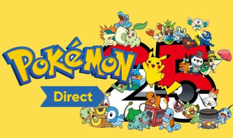 Pokemon 25 years