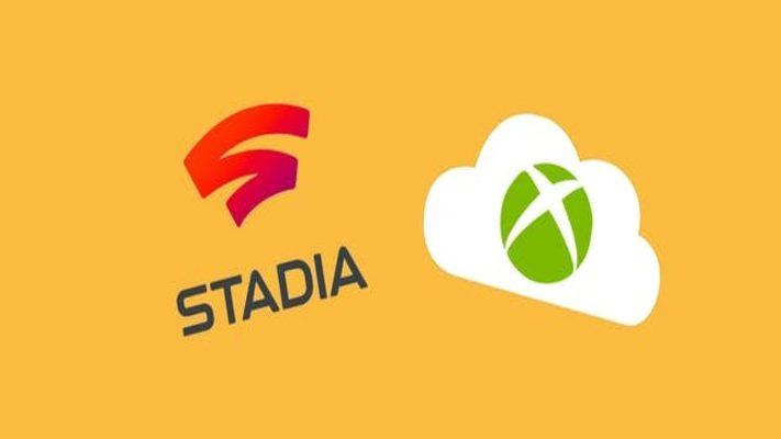 Stadia and xbox