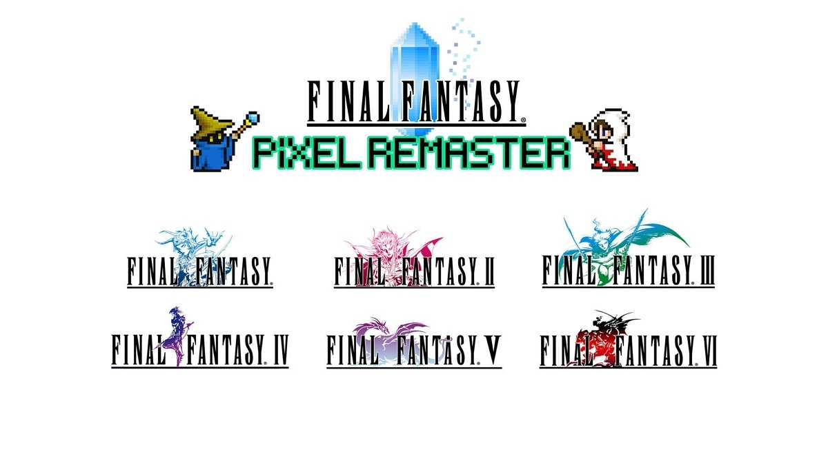 Final-Fantasy-Pixel-Remaster-Image