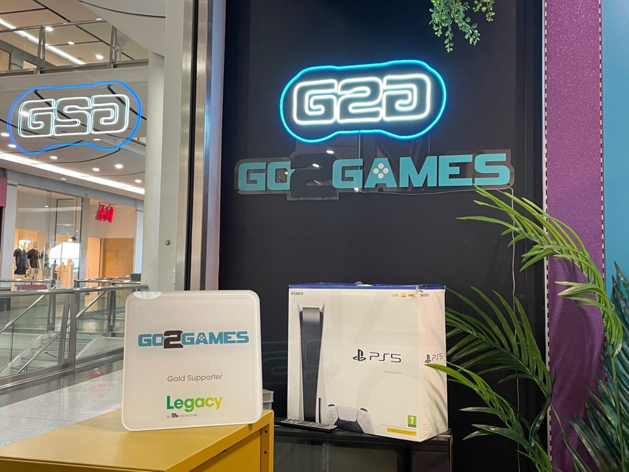 go2games gold supporter