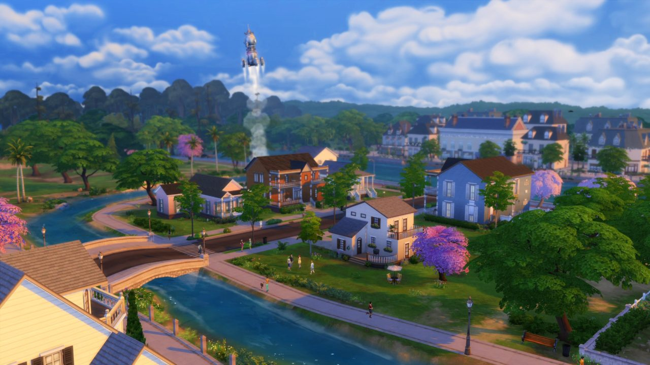 sims 4 countryside