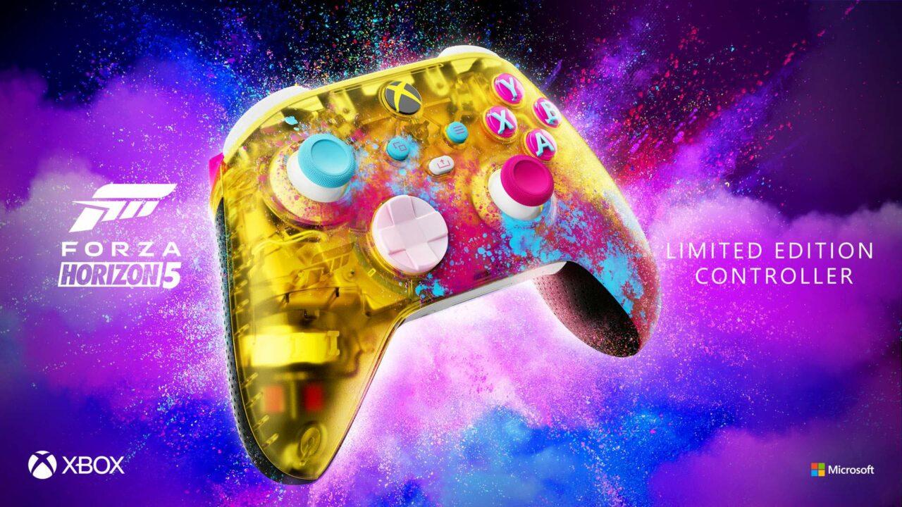 Forza Horizon 5 Limited Edition Controller