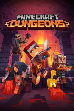 Minecraft_Dungeons_cover_art