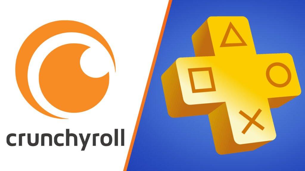 PlayStation Plus + Crunchyroll
