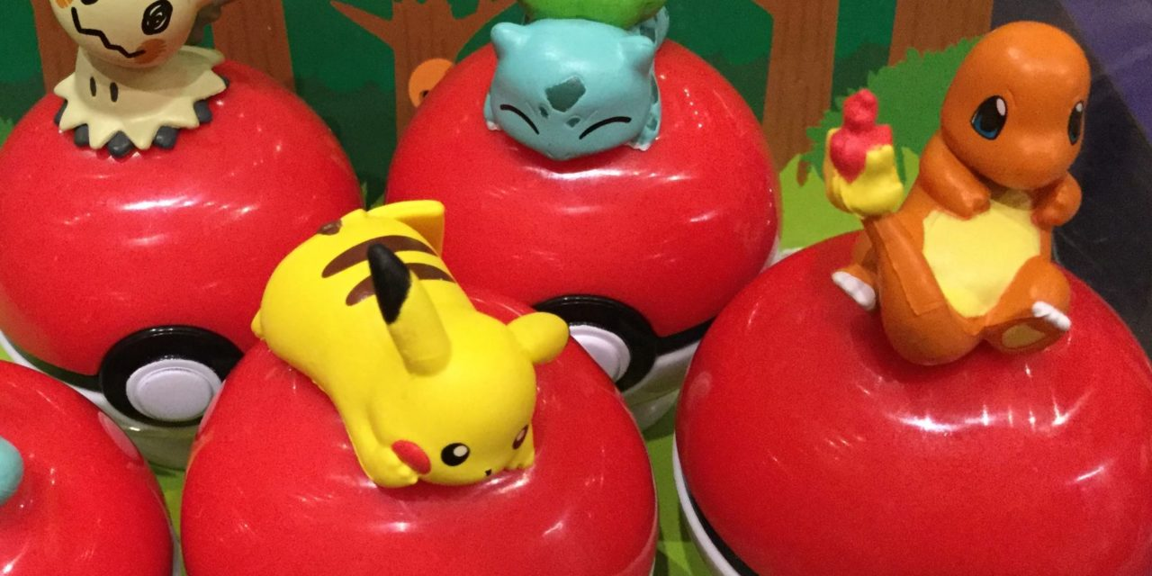 Pokemon custom made figurines